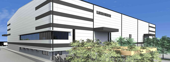 SJ Higgins Group- Liebherr Office and Warehouse in Redliffe, Western Australia