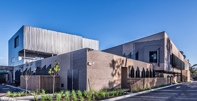 Werribee Mercy Mental Health expansion, Phase 1