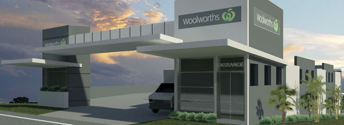 SJ Higgins Group- Woolworths Burleigh Heads
