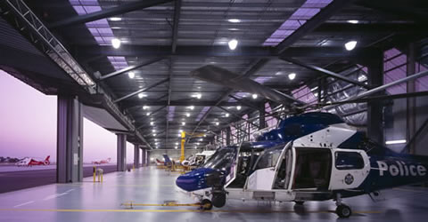 Fixed and Rotary Airwing Facility