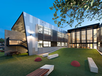 SJ Higgins Group: Brighton Grammar New Middle School