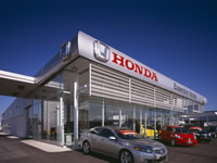 SJ Higgins Group: Honda Essendon Fields