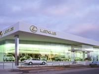 SJ Higgins Group: Lexus of Brighton
