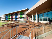 SJ Higgins Group: Wurundjeri Trade Training Centre