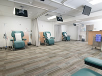 SJ Higgins Group: St Andrew's Private Hospital Ipswich, Day Infusion Centre