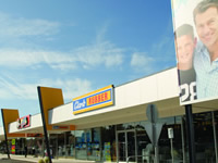 SJ Higgins Group: Watergardens Bulky Goods Store