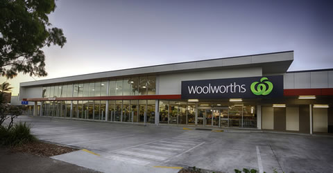 Woolworths Store Maryborough QLD